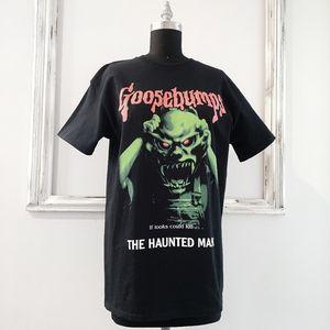 NWT Scholastica Goosebumps The Haunted Mask Tshirt